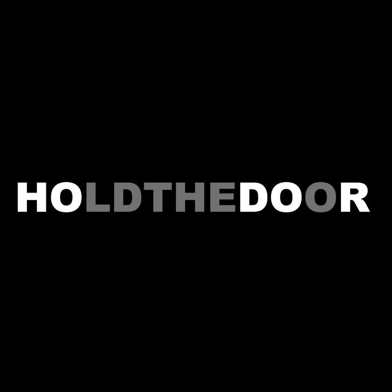 Hodor Hold The Door Game Of Thrones Men's Vest by Nova5 - Cloud City 7