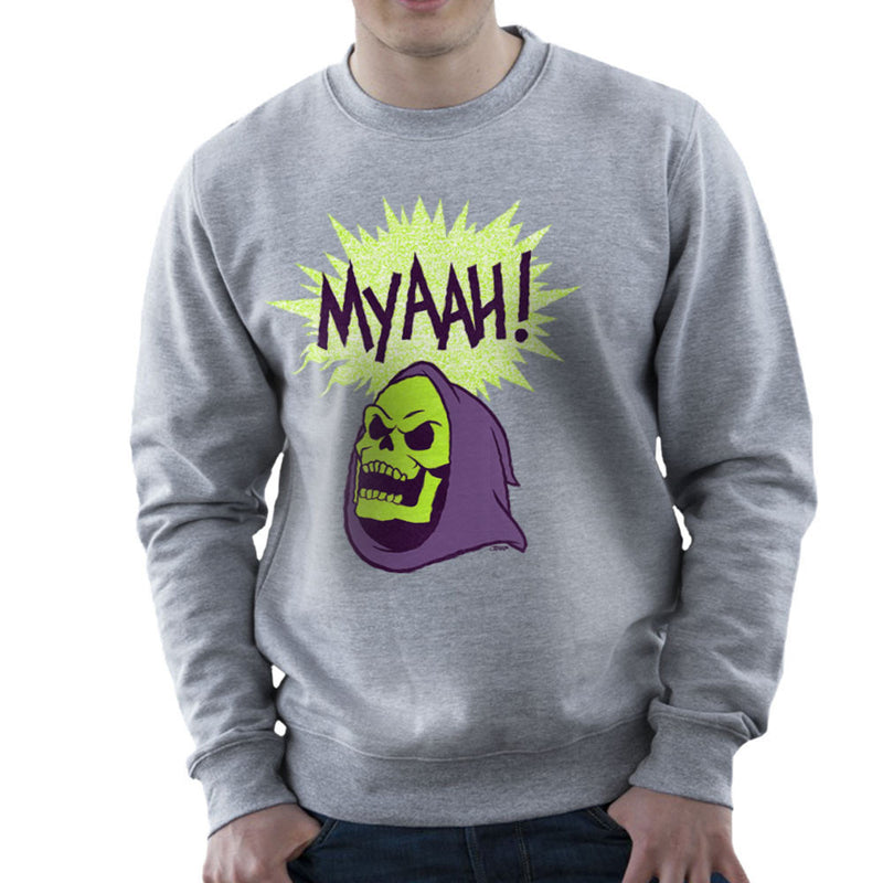Skeletor Head Masters of the Universe He Man Men's Sweatshirt by Gimetzco - Cloud City 7