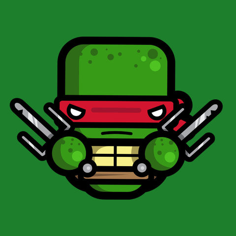 Simpler Raphael Teenage Mutant Ninja Turtles