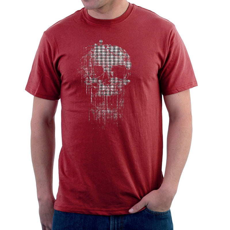 Cool Scull Men's T-Shirt by RicoMambo - Cloud City 7