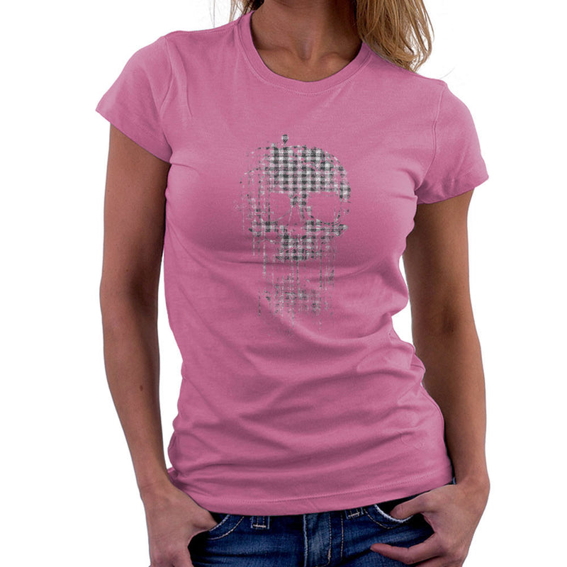 Cool Scull Women's T-Shirt by RicoMambo - Cloud City 7