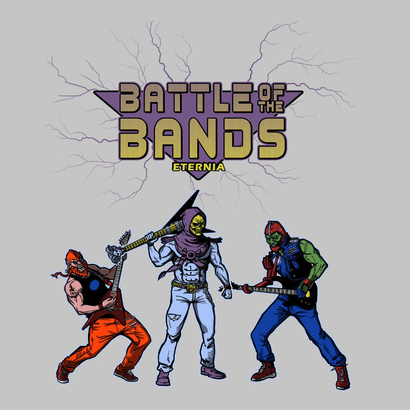 Battle Of The Bands Eternia Skeletor by AndreusD - Cloud City 7