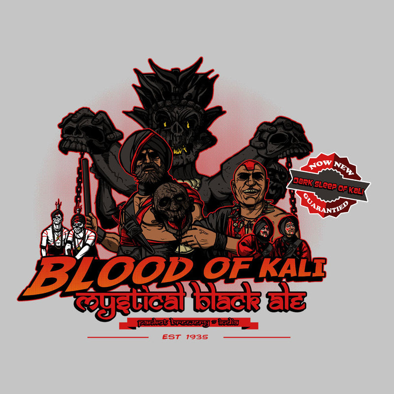 Indiana Jones Blood Of Kali Mystical Black Ale Temple Of Doom by AndreusD - Cloud City 7