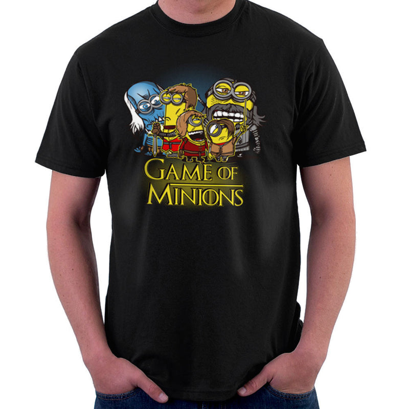 Game Of Thrones Minions Men's T-Shirt by AndreusD - Cloud City 7