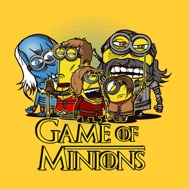 Game Of Thrones Minions by AndreusD - Cloud City 7
