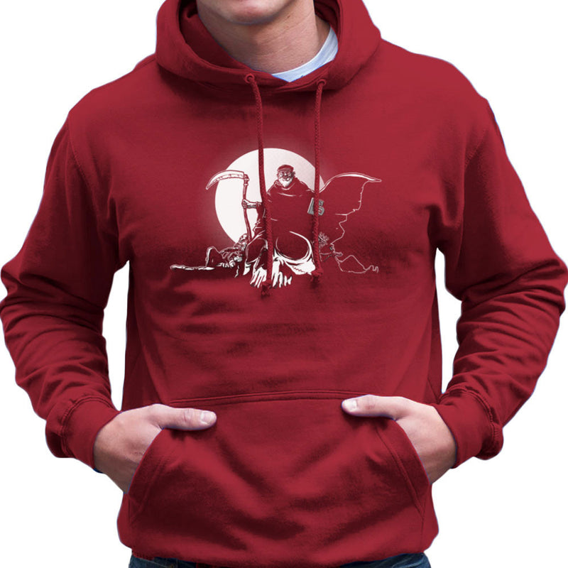 I See Dead Characters George RR Martin Game Of Thrones Men's Hooded Sweatshirt by AndreusD - Cloud City 7