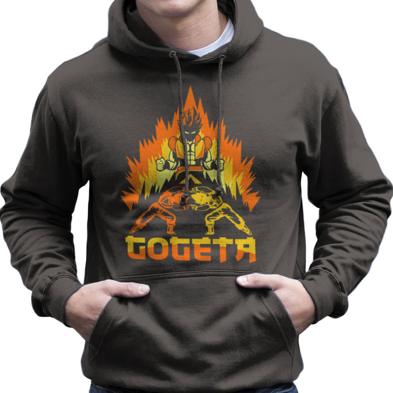 Dragon Ball Z Goteta Super Saiyan Power Up Men's Hooded Sweatshirt by Kempo24 - Cloud City 7