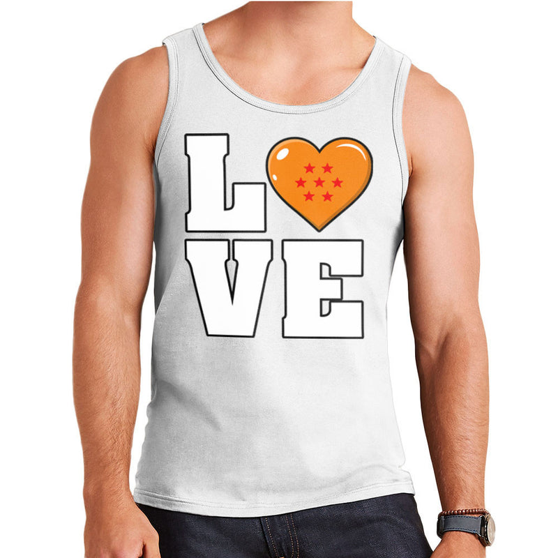Dragon Ball Z Love Men's Vest by Kempo24 - Cloud City 7