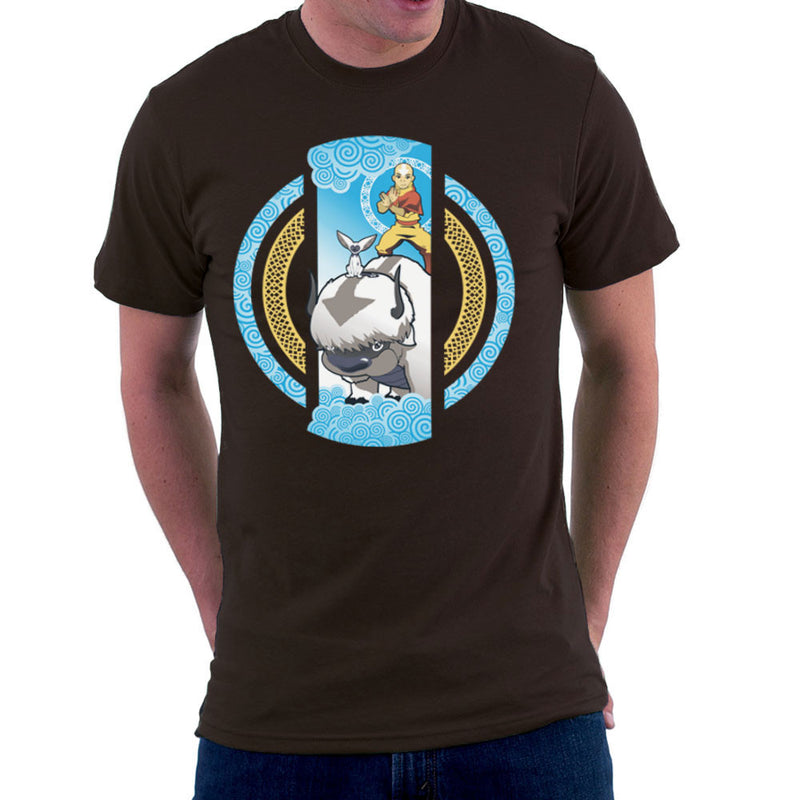 The Element Of Freedom Avatar The Last Airbender Men's T-Shirt by Kempo24 - Cloud City 7
