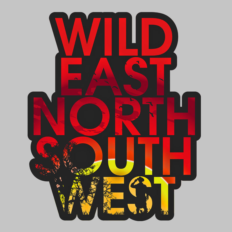 Wild East North South West Women's Vest by Kempo24 - Cloud City 7