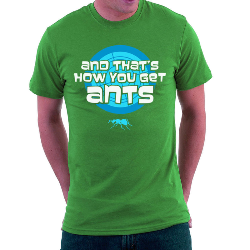 And Thats How You Get Ants Archer Men's T-Shirt by Fanboy30 - Cloud City 7