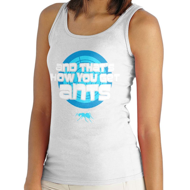 And Thats How You Get Ants Archer Women's Vest by Fanboy30 - Cloud City 7