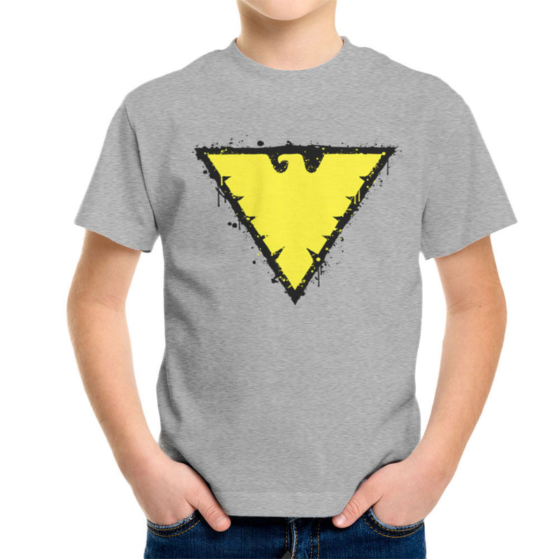 From The Ashes Pheonix Jean Gray X Men Kid's T-Shirt by Fanboy30 - Cloud City 7