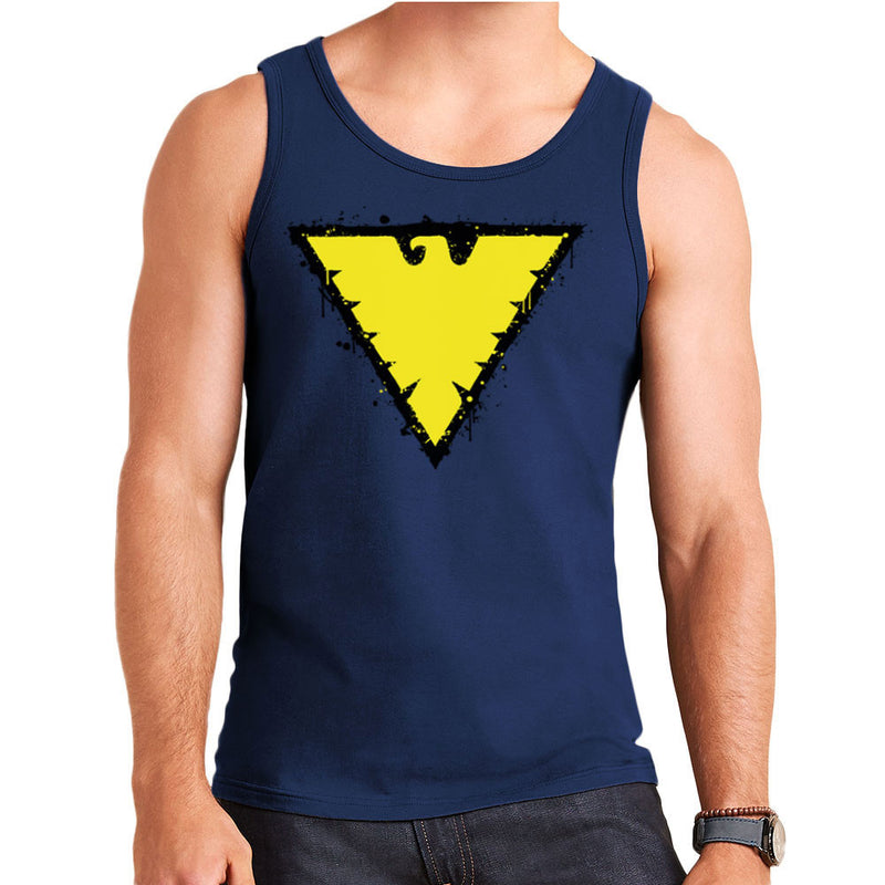 From The Ashes Pheonix Jean Gray X Men Men's Vest by Fanboy30 - Cloud City 7