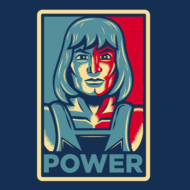 Power He Has It He Man Adam Masters Of The Universe Men's Hooded Sweatshirt by Fanboy30 - Cloud City 7
