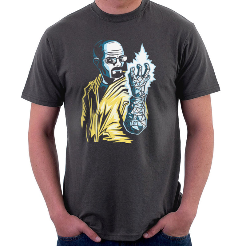 The Iceman Cometh Heisenberg Walter White Breaking Bad Men's T-Shirt by Fanboy30 - Cloud City 7