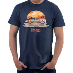 Back To The Future Delorean Clouds design Cloud City 7 - 2