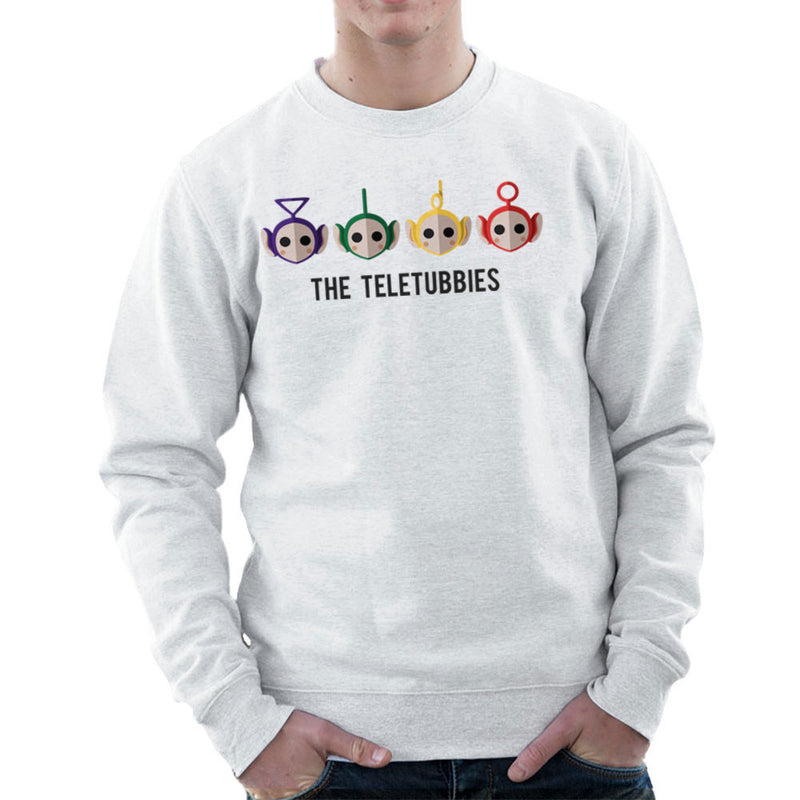 The Teletubbies Men's Sweatshirt by Goodmorningnight - Cloud City 7