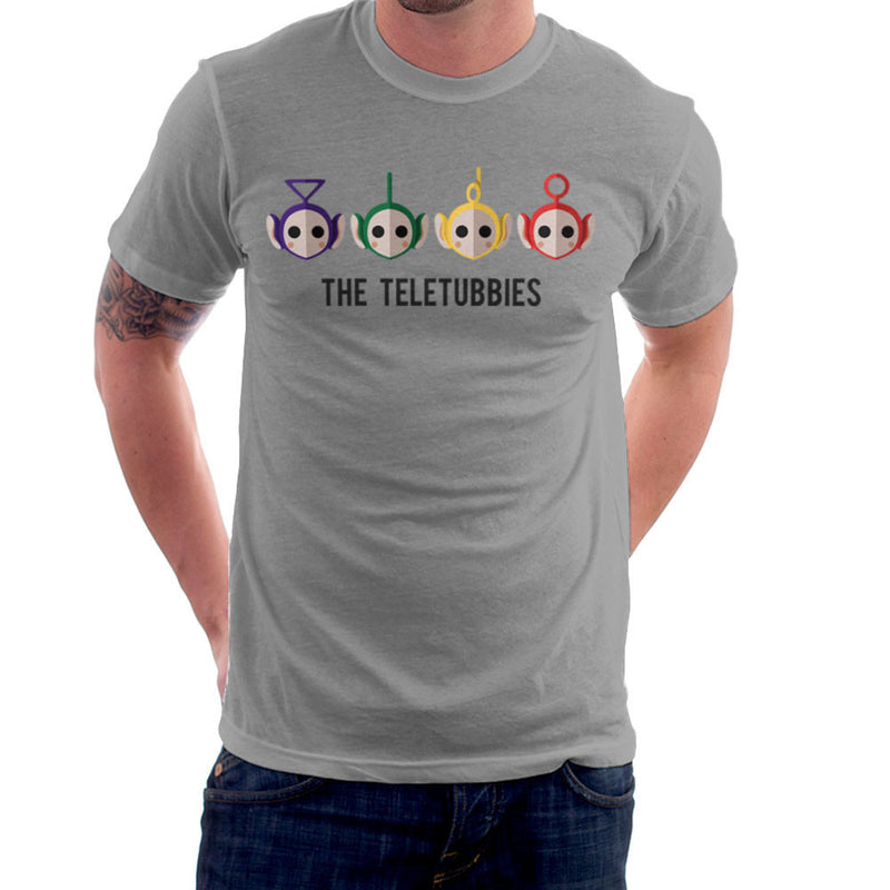 The Teletubbies Men's T-Shirt by Goodmorningnight - Cloud City 7