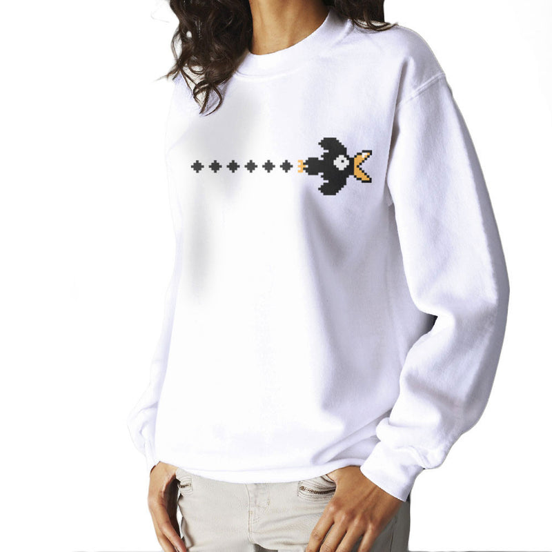 Pixel Corbac Dofus Tofus Du Tofu Women's Sweatshirt by DarkChoocoolat - Cloud City 7