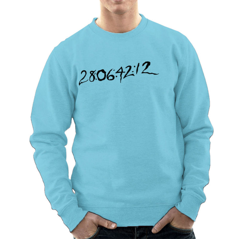 28 06 42 12 Donnie Darko Time Clear Light Men's Sweatshirt by DarkChoocoolat - Cloud City 7