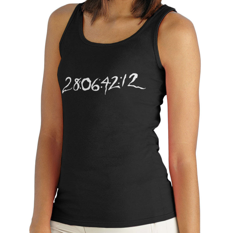 29 06 42 12 Donnie Darko Time Clear Dark Women's Vest by DarkChoocoolat - Cloud City 7