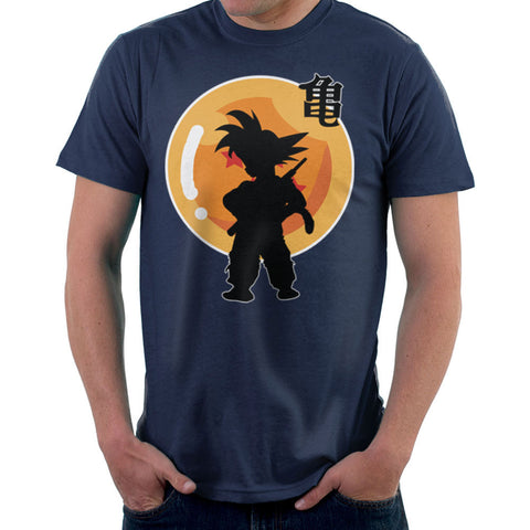 Dragon Fighter Young Goku Dragonball Z