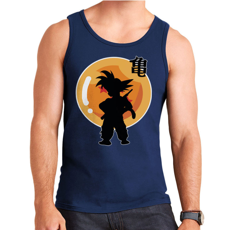 Dragon Fighter Young Goku Dragon Ball Z Men's Vest by DarkChoocoolat - Cloud City 7