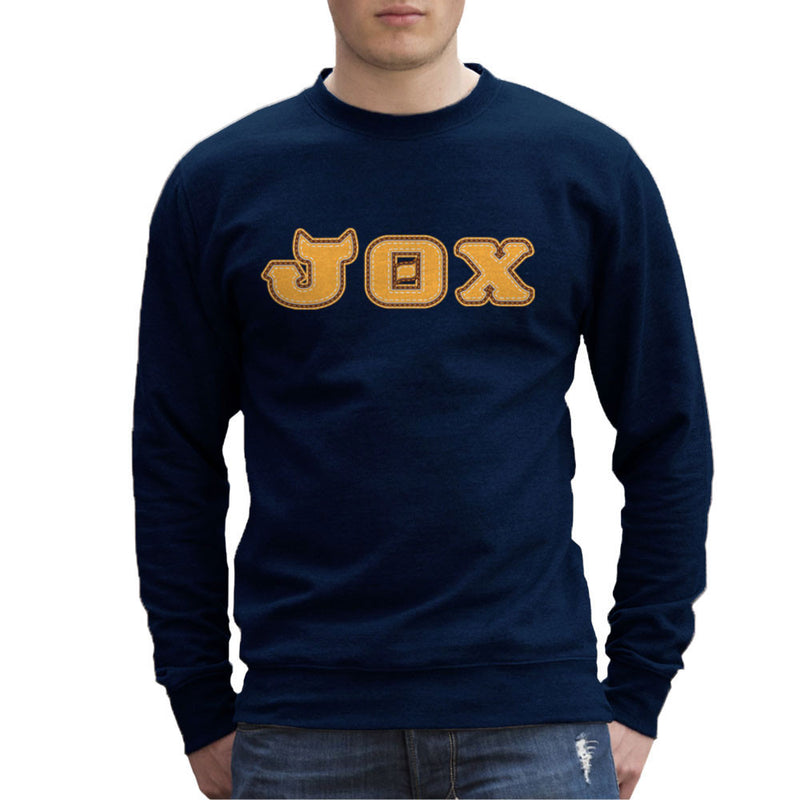 Monster University Fraternity Jaws Theta Chi JOX Men's Sweatshirt by DarkChoocoolat - Cloud City 7
