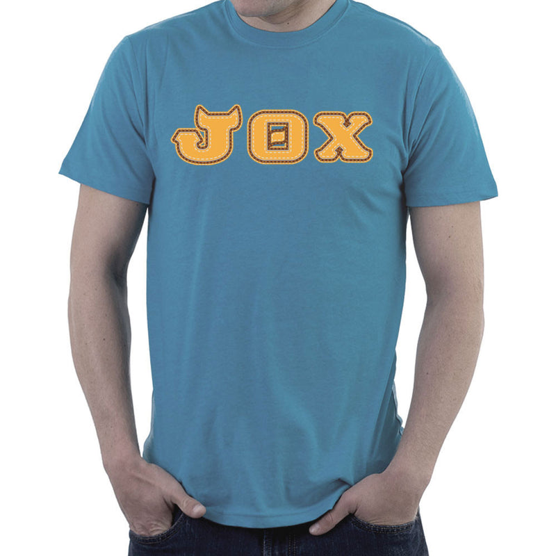 Monster University Fraternity Jaws Theta Chi JOX Men's T-Shirt by DarkChoocoolat - Cloud City 7