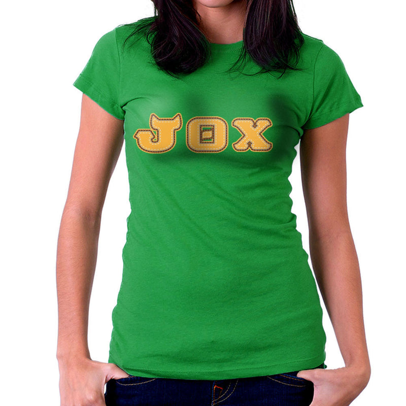 Monster University Fraternity Jaws Theta Chi JOX Women's T-Shirt by DarkChoocoolat - Cloud City 7