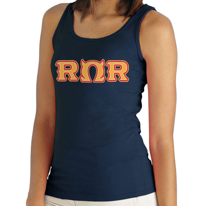 Monster University Fraternity Roar Omega Roar Women's Vest by DarkChoocoolat - Cloud City 7