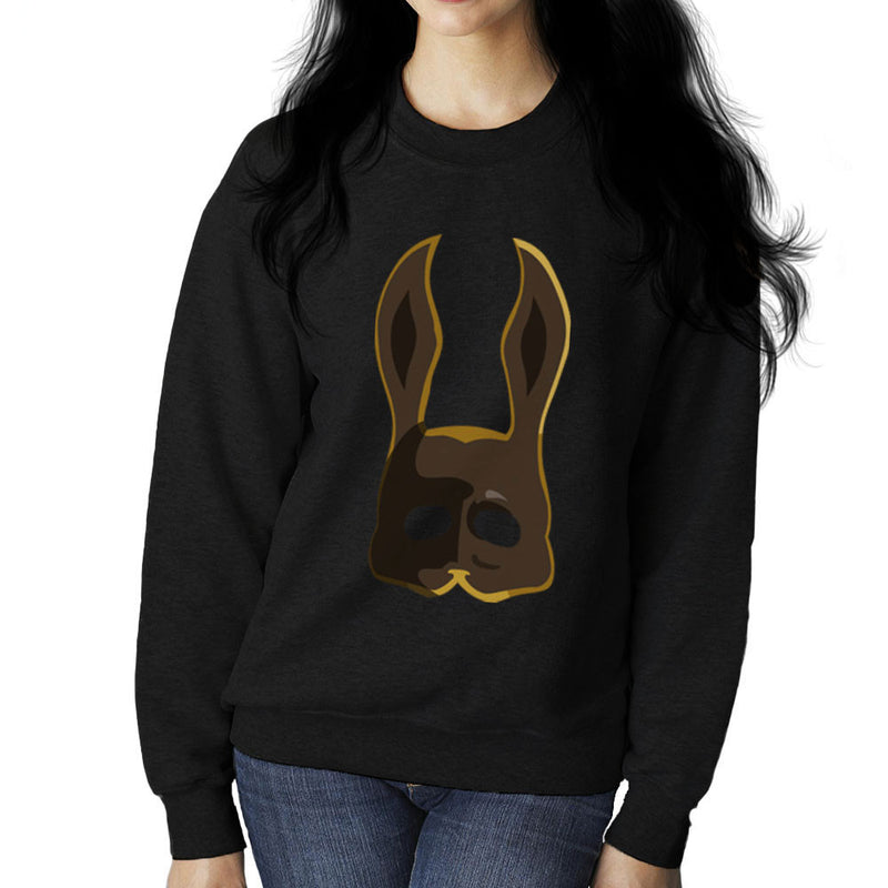 Brown Splicer Bunny Mask Bioshock Women's Sweatshirt by Lazy Nugu - Cloud City 7