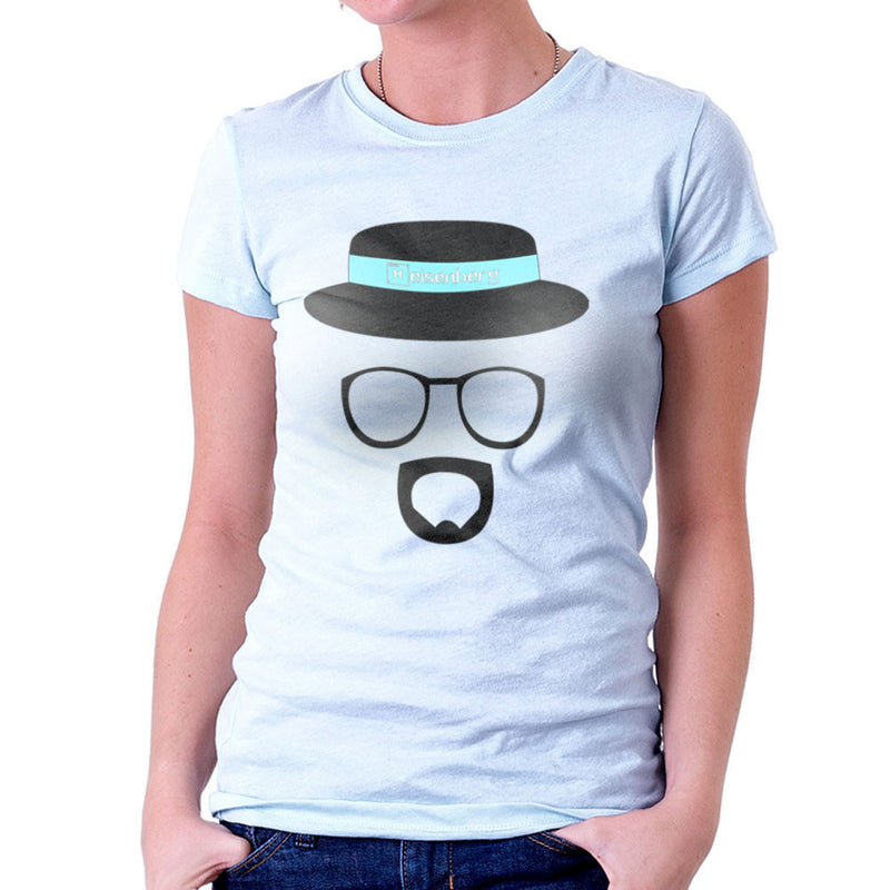 Heisenberg Walter White Breaking Bad Women's T-Shirt by Lazy Nugu - Cloud City 7