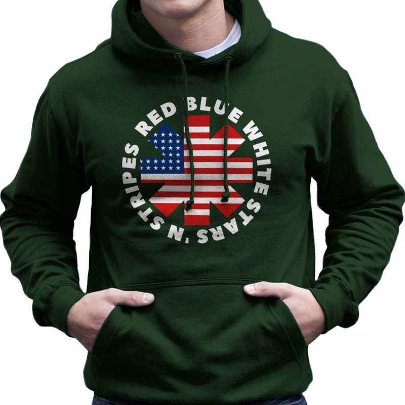 America Peppers Men's Hooded Sweatshirt by Kempo24 - Cloud City 7
