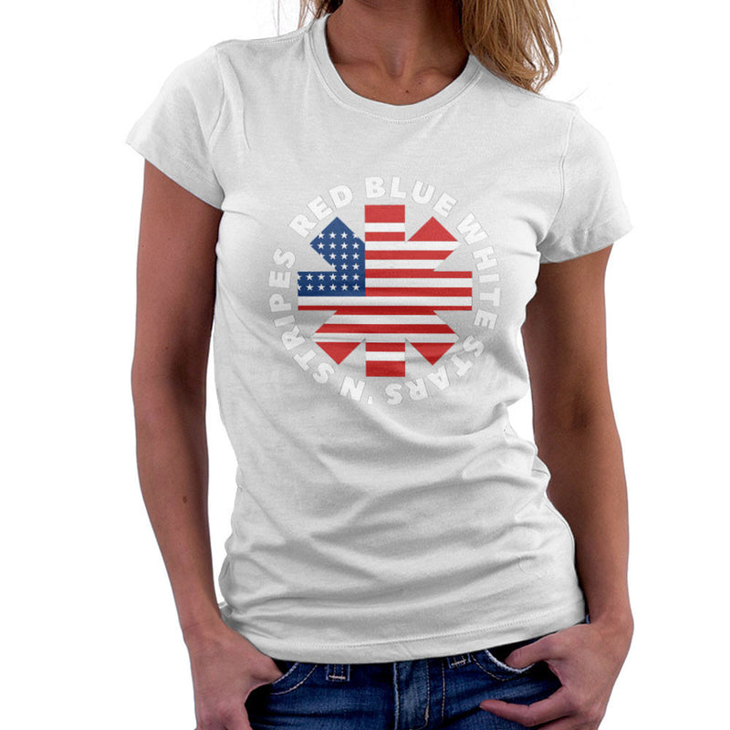 America Peppers Women's T-Shirt by Kempo24 - Cloud City 7