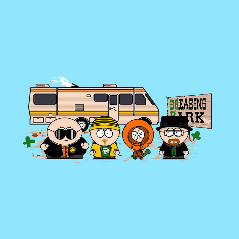 Breaking Park Bad South Kyle Heisenberg Cartman Hank Stan Jesse Kenny Tortuga by Donnie - Cloud City 7