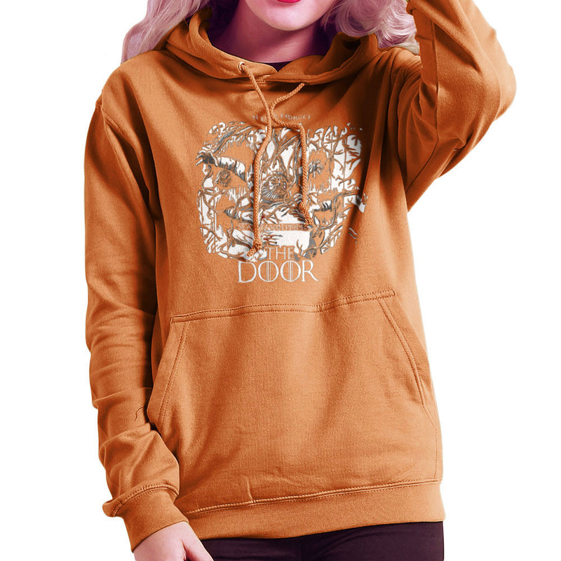 Hodor Hold The Door Game Of Thrones Scene Women's Hooded Sweatshirt by AndreusD - Cloud City 7