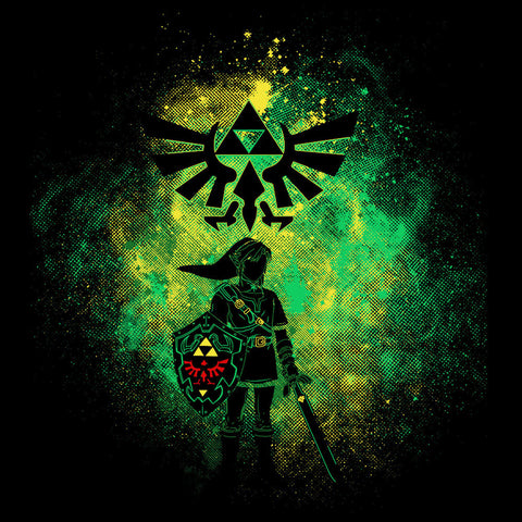 Hyrule Art Legend Of Zelda Link