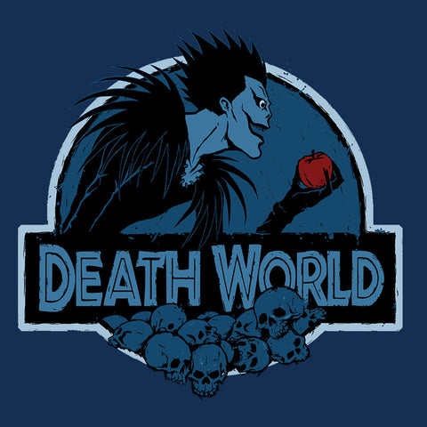 Ryuk Shinigami God Of Death Death Note Jurassic Park