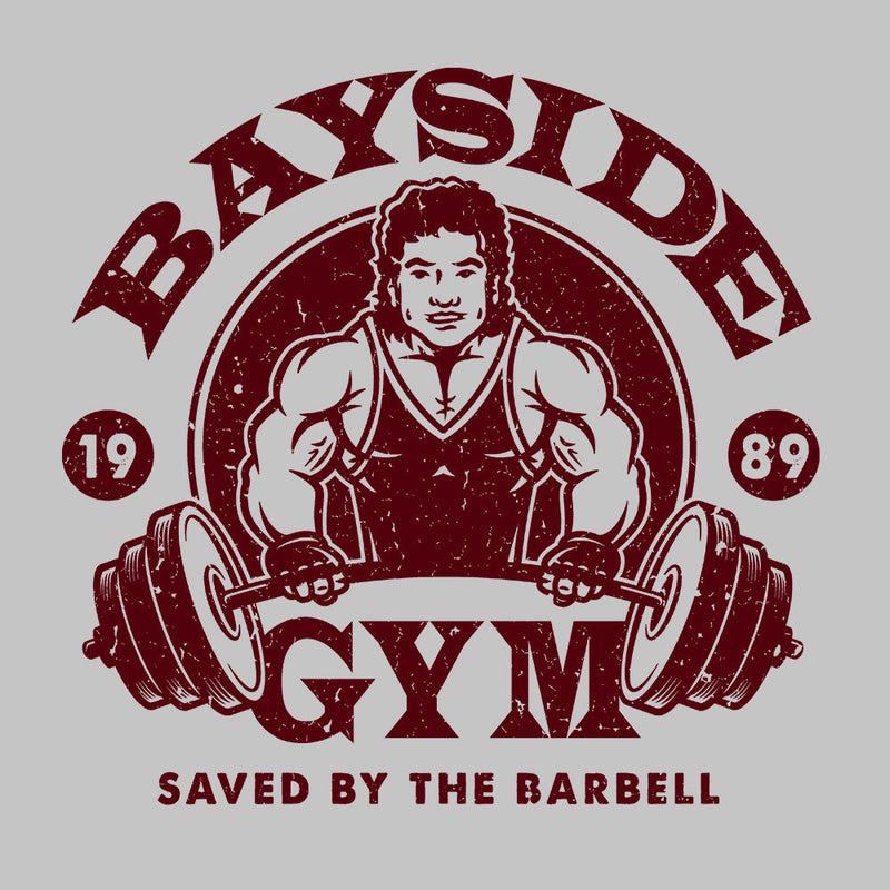 Bayside Gym Saved By The Bell A C Slater by Create Or Destroy - Cloud City 7