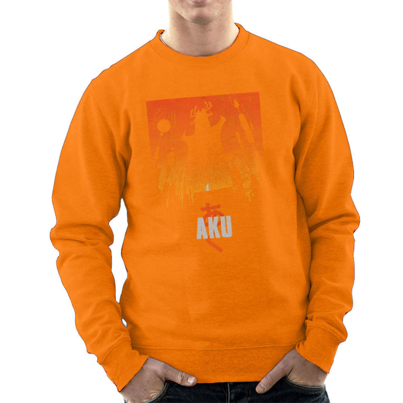 Akaiju Samurai Jack Aku Men's Sweatshirt by Create Or Destroy - Cloud City 7