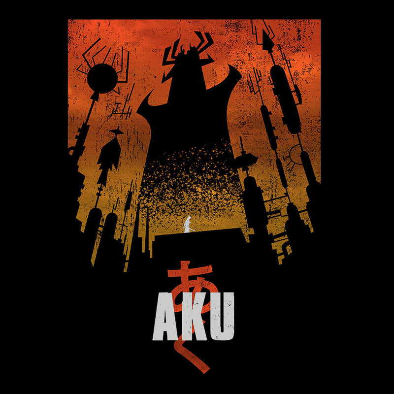 Akaiju Samurai Jack Aku Men's Vest by Create Or Destroy - Cloud City 7