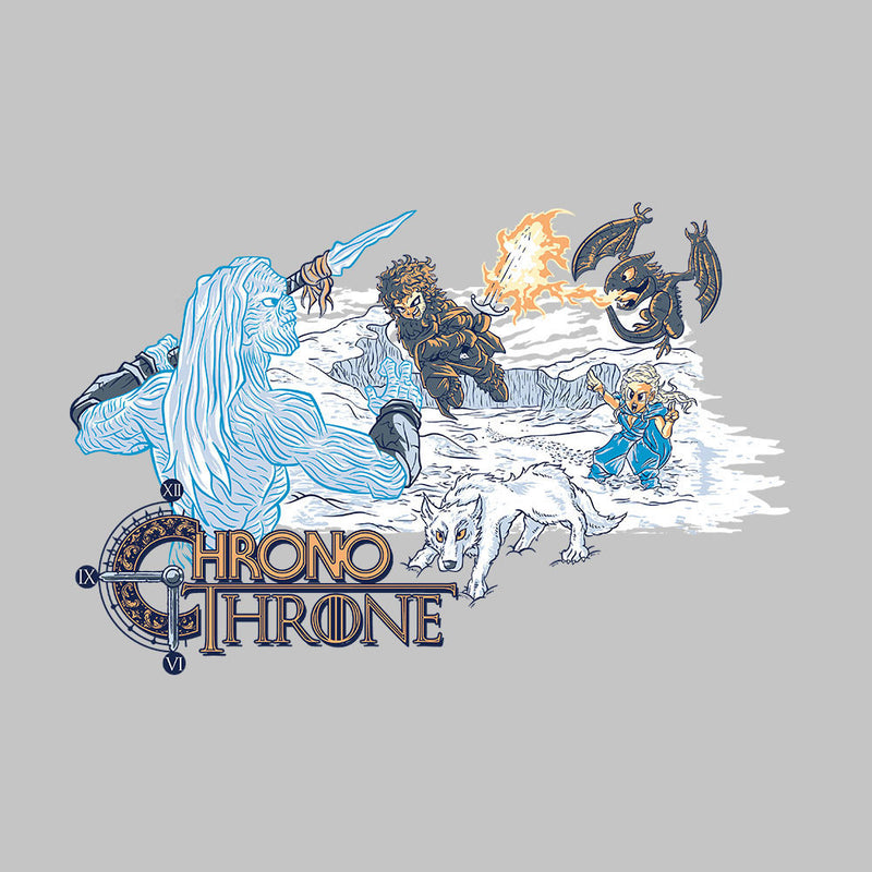 Chrono Throne Game of Trigger by Create Or Destroy - Cloud City 7