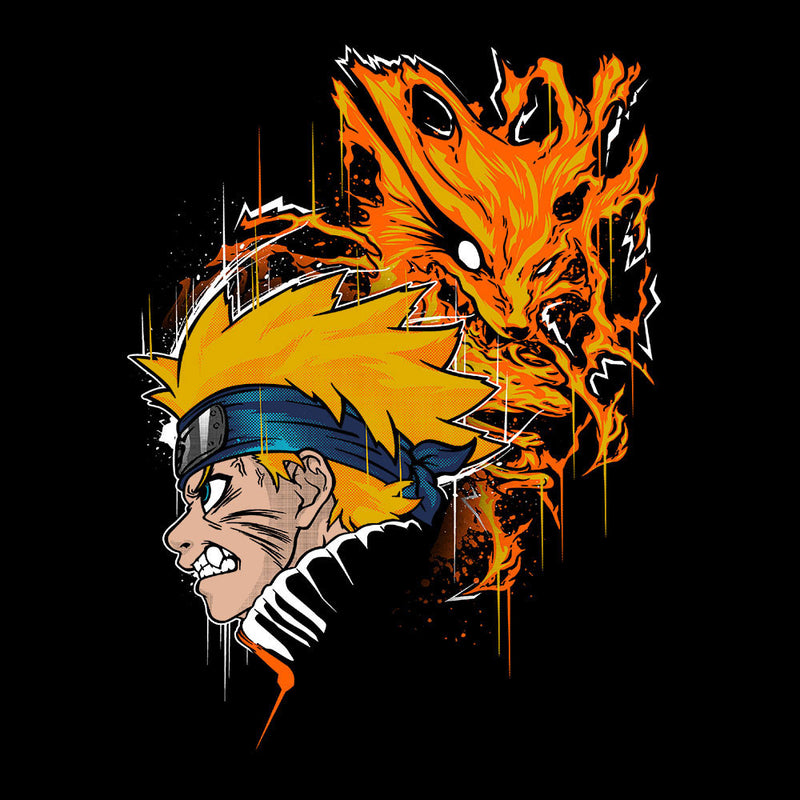 Demon Fox Naruto by Create Or Destroy - Cloud City 7
