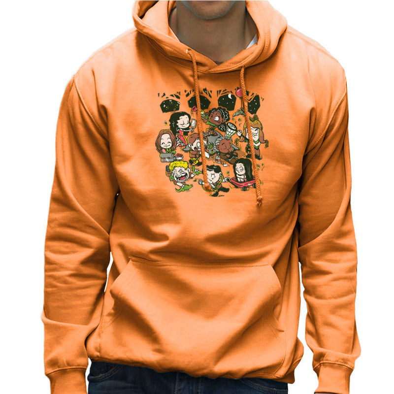 Fireflys Little Firefly Serenity Men's Hooded Sweatshirt by Create Or Destroy - Cloud City 7