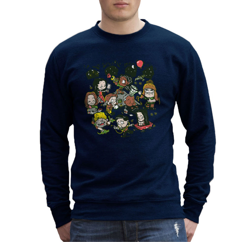 Fireflys Little Firefly Serenity Men's Sweatshirt by Create Or Destroy - Cloud City 7