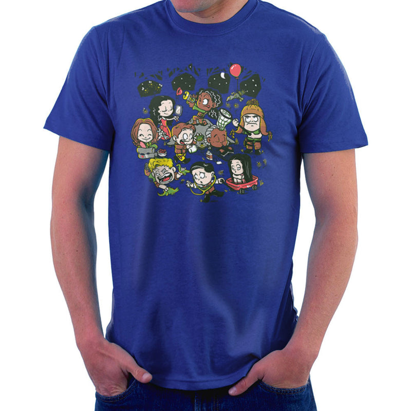 Fireflys Little Firefly Serenity Men's T-Shirt by Create Or Destroy - Cloud City 7