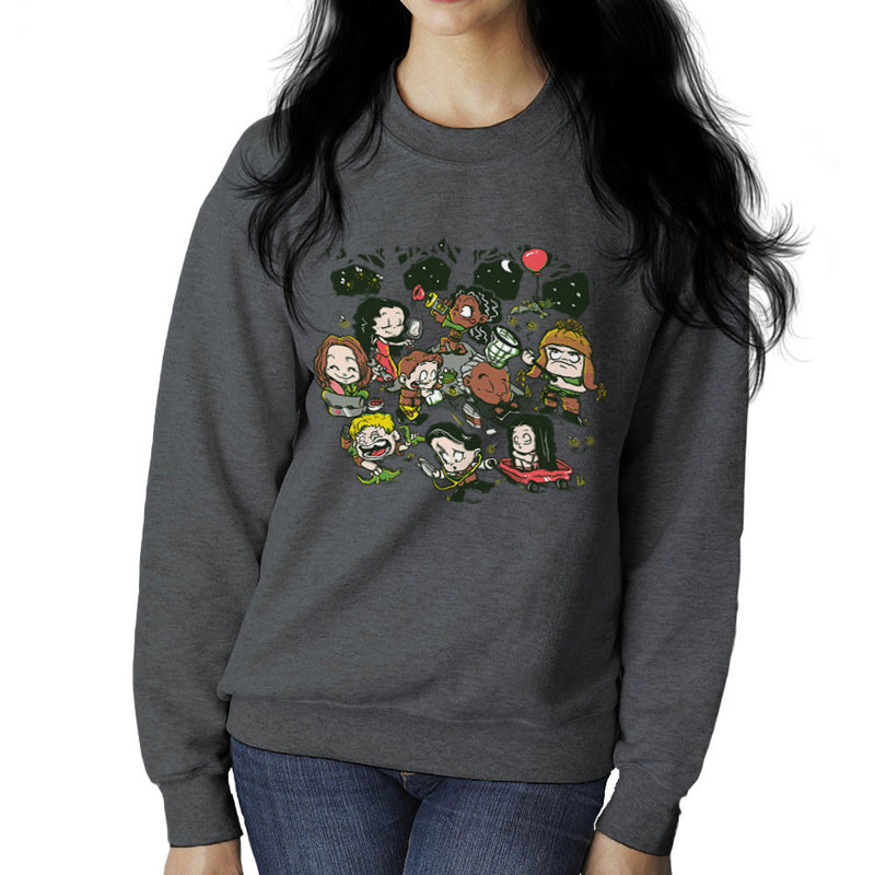 Fireflys Little Firefly Serenity Women's Sweatshirt by Create Or Destroy - Cloud City 7
