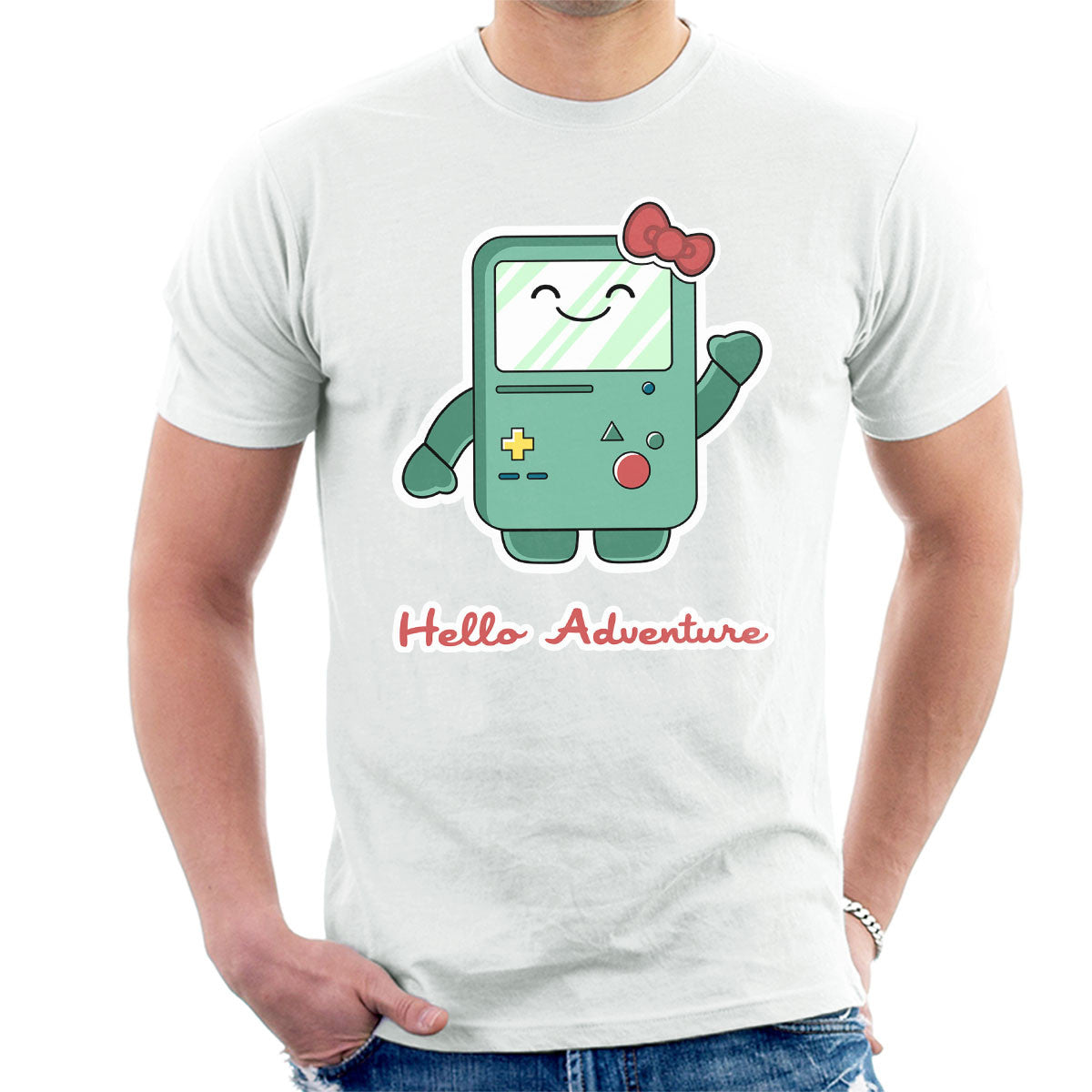 Adventure Time Hello BMO Games Console design Cloud City 7 - 2